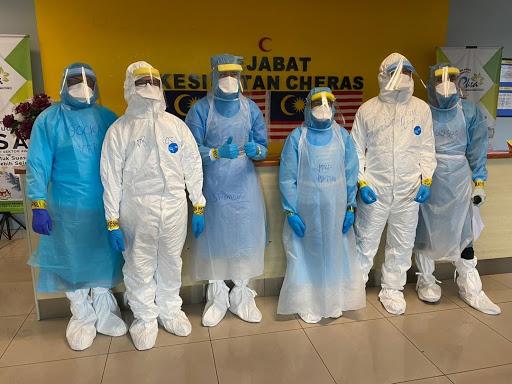 Kementerian Perpaduan salur peruntukan RM1.5 juta sediakan PPE