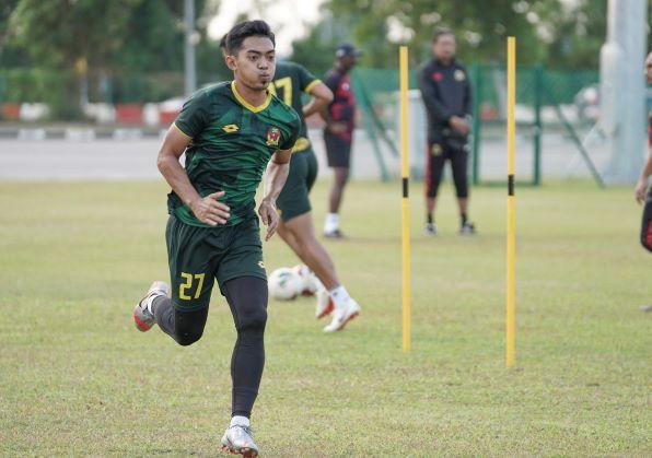 Ariff sematkan tekad kembali sertai Harimau Malaya
